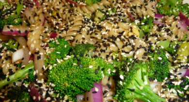 Susie Townsend's Ex-Husband's Sesame Broccoli Pasta Salad Significantly Improved