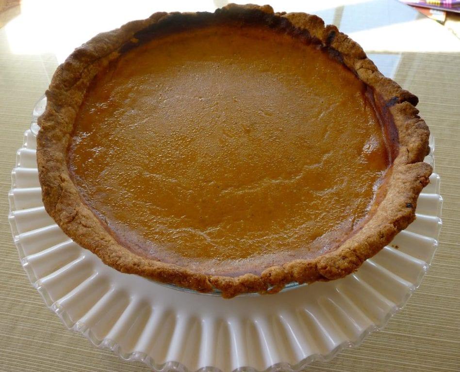 Pie Again?