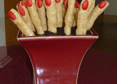 Severed Fingers