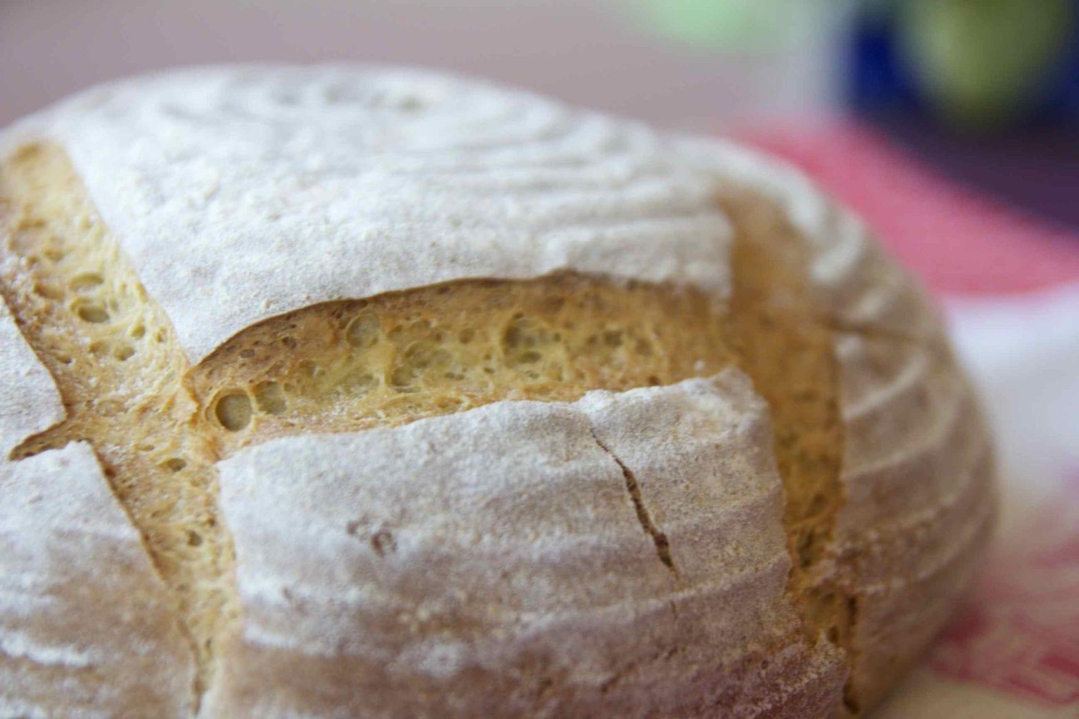 Einkorn Flour Bread