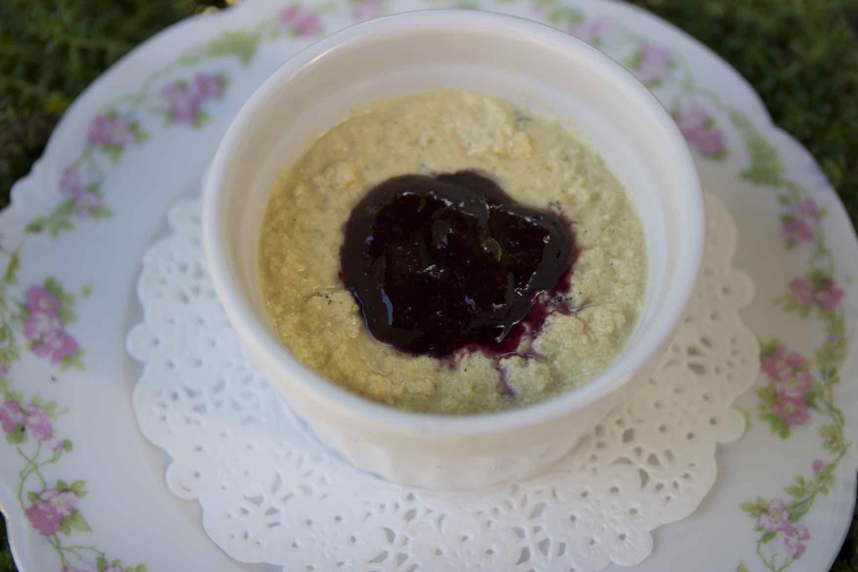 Very Vanilla, Lemongrass Pots de Crème